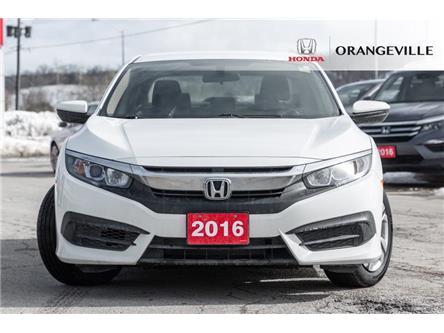 2016 Honda Civic LX (Stk: F20039A) in Orangeville - Image 2 of 18