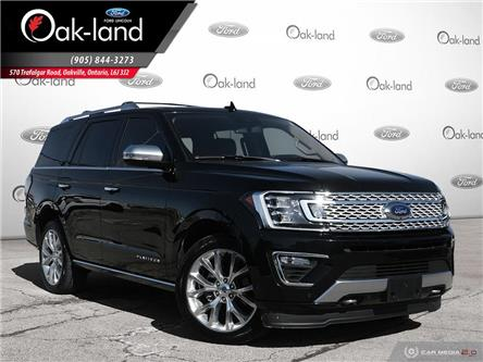 2019 Ford Expedition Platinum (Stk: R3553) in Oakville - Image 1 of 27