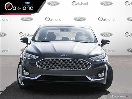 2019 Ford Fusion Hybrid Titanium (Stk: A3172) in Oakville - Image 2 of 27