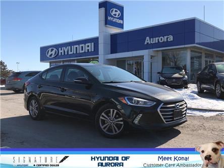 2017 Hyundai Elantra GL (Stk: L5182) in Aurora - Image 1 of 22