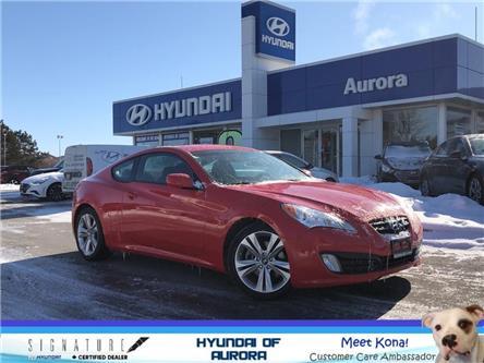 2012 Hyundai Genesis Coupe  (Stk: 5181) in Aurora - Image 1 of 19