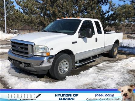 2002 Ford F-250 XLT (Stk: C40917) in Aurora - Image 1 of 17