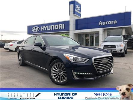 2018 Genesis G90  (Stk: 5128) in Aurora - Image 1 of 30