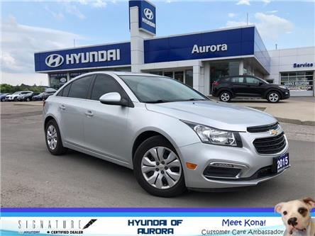 2015 Chevrolet Cruze 1LT (Stk: 5144) in Aurora - Image 1 of 19