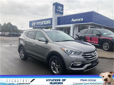 2017 Hyundai Santa Fe Sport FWD 4dr 2.4L Premium (Stk: 5172) in Aurora - Image 1 of 16