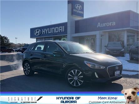 2019 Hyundai Elantra GT Luxury (Stk: 21467) in Aurora - Image 1 of 23