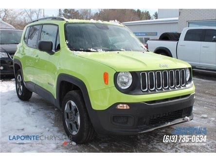 2018 Jeep Renegade Sport (Stk: 18367) in Pembroke - Image 2 of 27