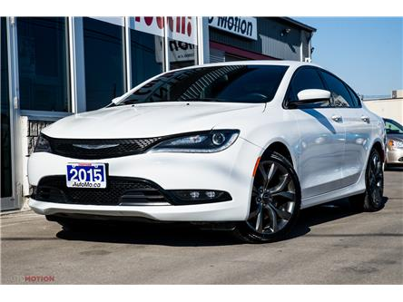 2015 Chrysler 200 S (Stk: 20170) in Chatham - Image 1 of 25