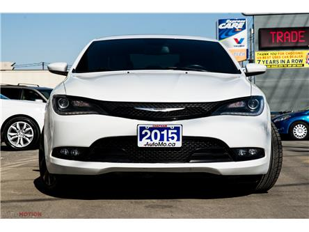 2015 Chrysler 200 S (Stk: 20170) in Chatham - Image 2 of 25