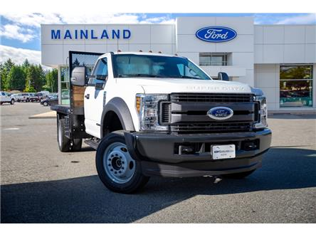 2019 Ford F-550 Chassis XL (Stk: 9F51753) in Vancouver - Image 1 of 19
