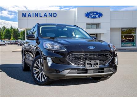 2020 Ford Escape Titanium (Stk: 20ES0706) in Vancouver - Image 1 of 26