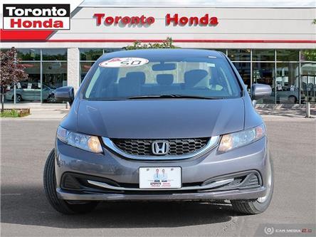 2015 Honda Civic Sedan LX (Stk: H39973T) in Toronto - Image 2 of 27
