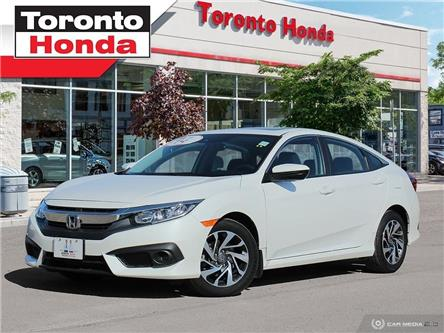2018 Honda Civic Sedan EX (Stk: H40066P) in Toronto - Image 1 of 28