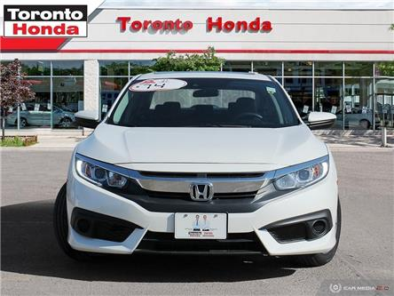 2018 Honda Civic Sedan EX (Stk: H40066P) in Toronto - Image 2 of 28