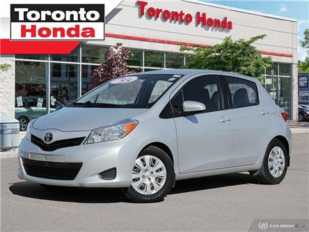 2014 Toyota Yaris LE (Stk: H40056T) in Toronto - Image 1 of 25