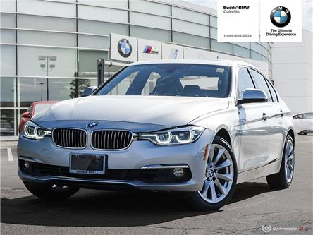 2016 BMW 328i xDrive (Stk: DB5918) in Oakville - Image 1 of 28