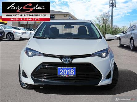 2018 Toyota Corolla LE (Stk: TC17L31) in Scarborough - Image 2 of 28