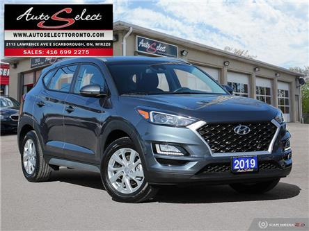 2019 Hyundai Tucson Preferred (Stk: 1GTH231) in Scarborough - Image 1 of 28