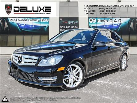 2013 Mercedes-Benz C-Class Base (Stk: D0697) in Concord - Image 1 of 22