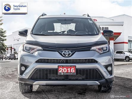 2016 Toyota RAV4 SE (Stk: U9233) in Ottawa - Image 2 of 28