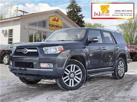 2010 Toyota 4Runner SR5 V6 (Stk: J2020-1) in Brandon - Image 1 of 27