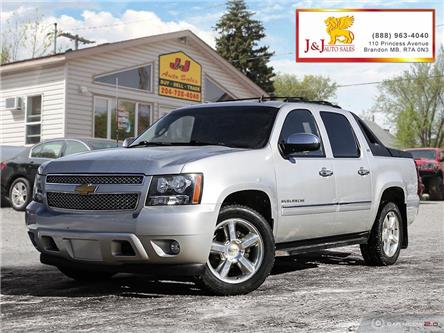 2010 Chevrolet Avalanche 1500 LTZ (Stk: J2006) in Brandon - Image 1 of 27