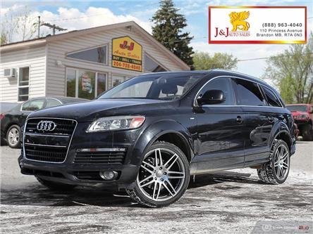 2009 Audi Q7 4.2 (Stk: J2008) in Brandon - Image 1 of 27