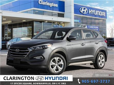 2017 Hyundai Tucson Base (Stk: U1041) in Clarington - Image 1 of 27