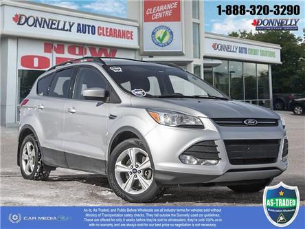 2015 Ford Escape SE (Stk: PBWDS1760A) in Ottawa - Image 1 of 28