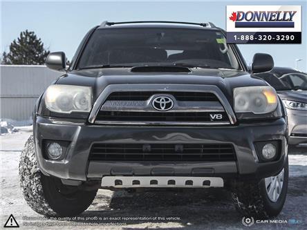 2006 Toyota 4Runner SR5 V8 (Stk: PBWDS1806A) in Ottawa - Image 2 of 29