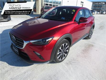 2019 Mazda CX-3 GT (Stk: M20041A) in Steinbach - Image 1 of 35