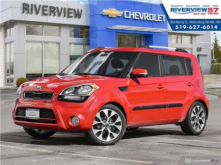 2013 Kia Soul  (Stk: 20141A) in WALLACEBURG - Image 1 of 29