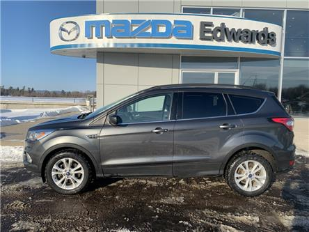 2017 Ford Escape SE (Stk: 22213) in Pembroke - Image 1 of 11