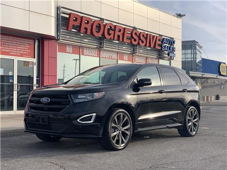 2017 Ford Edge Sport (Stk: HBC50224) in Sarnia - Image 1 of 24