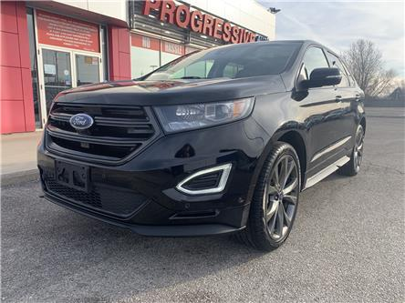 2017 Ford Edge Sport (Stk: HBC50224) in Sarnia - Image 2 of 24