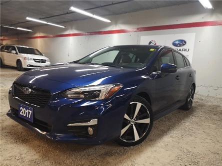 2017 Subaru Impreza Sport-tech (Stk: P528) in Newmarket - Image 1 of 24