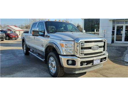 2016 Ford F-250 Lariat (Stk: F1319A) in Bobcaygeon - Image 1 of 24