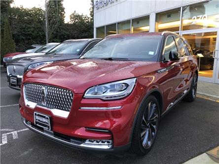 2020 Lincoln Aviator Reserve (Stk: 20667) in Vancouver - Image 1 of 9