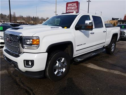2019 GMC Sierra 3500HD Denali (Stk: 218299) in Cambridge - Image 1 of 26