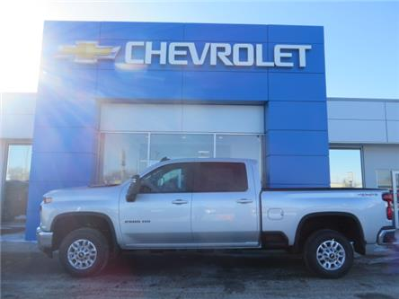 2020 Chevrolet Silverado 2500HD LT (Stk: 20074) in STETTLER - Image 1 of 20