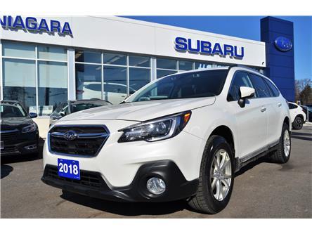 2018 Subaru Outback 2.5i Premier EyeSight Package (Stk: Z1635) in St.Catharines - Image 1 of 17