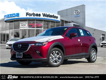 2020 Mazda CX-3 GS (Stk: G6905) in Waterloo - Image 1 of 15