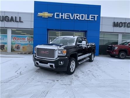 2015 GMC Sierra 2500HD Denali (Stk: 214517) in Fort MacLeod - Image 1 of 17