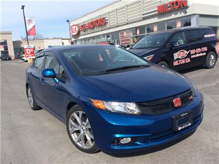 2012 Honda Civic Si (Stk: 777639A) in Milton - Image 1 of 17