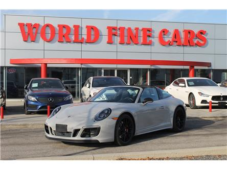 2018 Porsche 911 Targa 4 GTS (Stk: 17189) in Toronto - Image 1 of 28