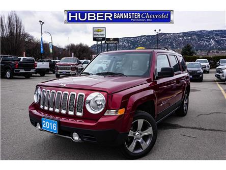 2016 Jeep Patriot Sport/North (Stk: 9443A) in Penticton - Image 1 of 17