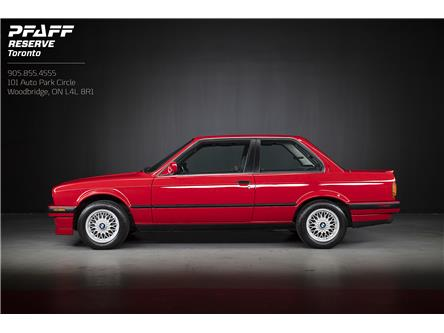 1989 BMW 325is  (Stk: MU2267) in Woodbridge - Image 1 of 22
