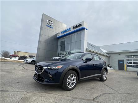 2020 Mazda CX-3 GS (Stk: UT359) in Woodstock - Image 1 of 22