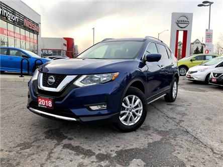 2018 Nissan Rogue SV (Stk: JC707483) in Bowmanville - Image 1 of 35