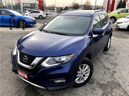 2018 Nissan Rogue SV (Stk: JC707483) in Bowmanville - Image 2 of 35